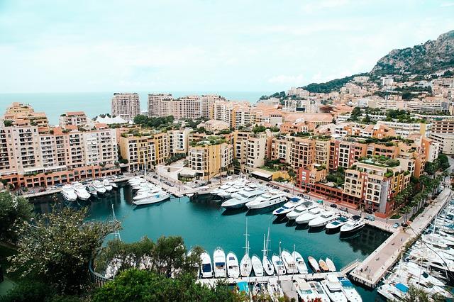 Monaco - eine der größten Attraktionen in Frankreichs Süden